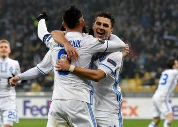«Динамо Киев» переиграло «Славию» и вышло в 4 раунд Лиги Чемпионов
