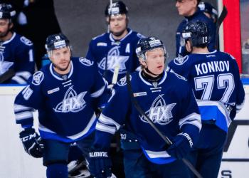 «Нефтехимик» в овертайме проиграл финскому «Йокериту» в контрольном матче