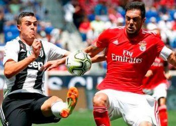 Два пенальти помогли «Бенфике» разгромить ПАОК в битве за Лигу чемпионов