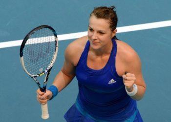 Анастасия Павлюченкова выбывает с турнира в Монреале, уступив Симоне Халеп
