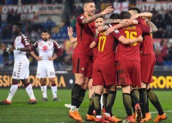 Гол Джеко в концовке матча принес «Роме» победу над «Торино»