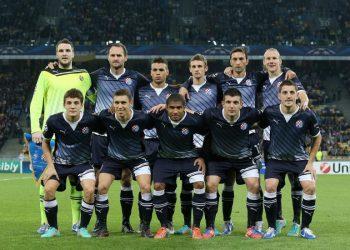 «Астана» уступила загребскому «Динамо» в первом матче 3 квалификационного раунда