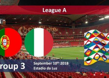 Прогноз Португалия — Италия (10 сентября 2018), ставки и коэффициенты