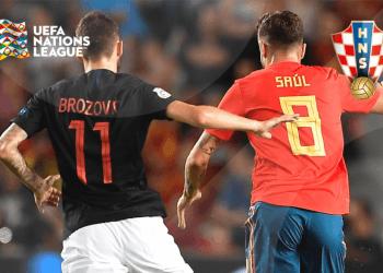 Обзор матча Испания — Хорватия (6:0), 11 сентября 2018