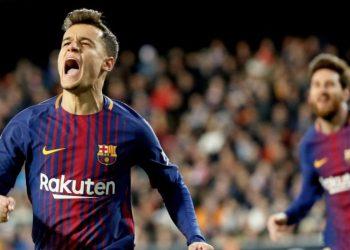 «Барселона» сенсационно уступила «Леганесу», дважды пропустив за минуту