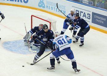 Минское «Динамо» терпит третье поражение подряд, уступив «Нефтехимику»