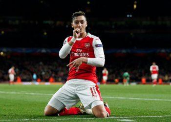 «Арсенал» одерживает третью победу кряду, переиграв «Ньюкасл»
