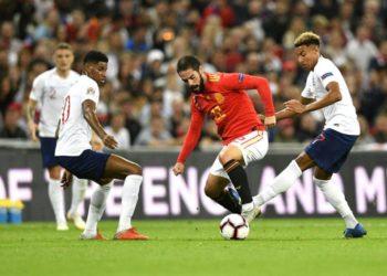 Прогноз Испания — Англия (15 октября 2018), ставки и коэффициенты