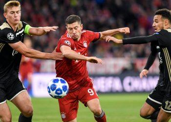 Обзор матча Бавария — Аякс (1:1), 3 октября 2018