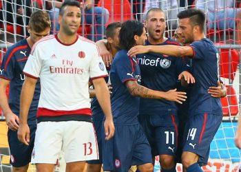 Прогноз Милан — Олимпиакос (4 октября 2018), ставки и коэффициенты