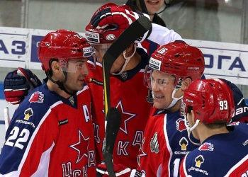 ЦСКА одержал 12-ю победу подряд, разгромив «Амур»