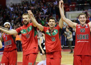 «Локомотив-Кубань» стартовал в Еврокубке с непростой победы над «Гдыней»