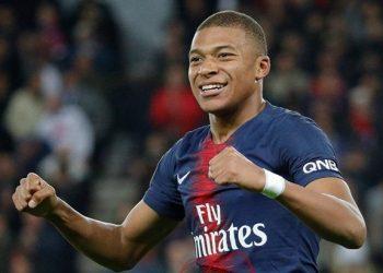 ПСЖ разгромил «Лион». Мбаппе забил 4 гола за 13 минут