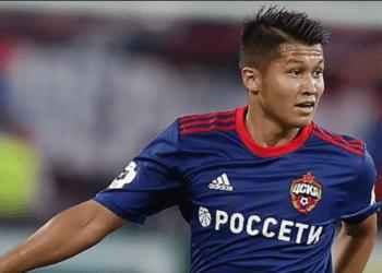 «Рома» заинтересована в подписании полузащитника ЦСКА Ильзата Ахметова