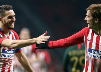 «Монако» с Головиным покидает еврокубки, уступив «Атлетико»
