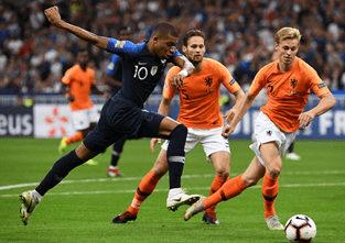 Букмекеры о матче Голландия – Франция (Лига Наций, 5 тур)