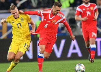Букмекеры о матче Швеция — Россия (Лига наций, 6 тур)