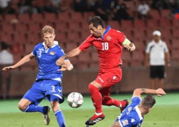 Букмекеры о матче Лихтенштейн — Армения (Лига наций, 6 тур)