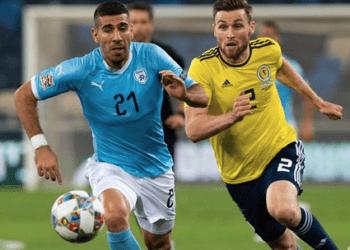 Букмекеры о матче Шотландия — Израиль (Лига наций, 6 тур)