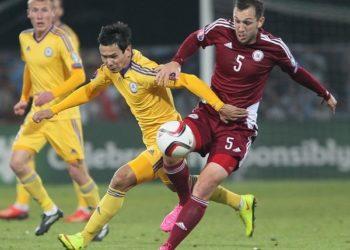 Букмекеры о матче Казахстан – Латвия (Лига Наций, 5 тур)