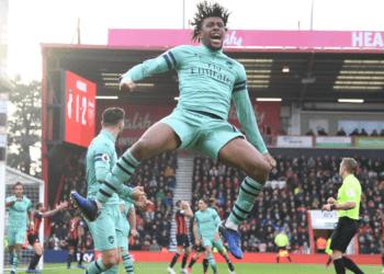 Лондонский «Арсенал» не без проблем переиграл «Борнмут»