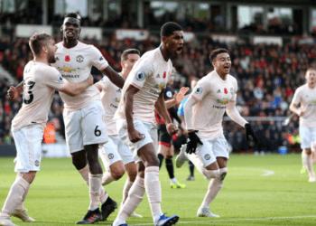Гол Рэшфорда в добавленное время принес «Юнайтед» победу над «Борнмутом»