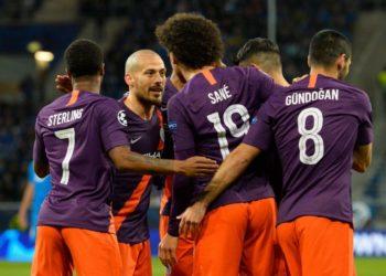 Обзор матча Лион — Манчестер Сити (2:2), 27 ноября 2018