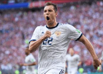 Дзюба восстановился и сможет помочь России в матче против Швеции