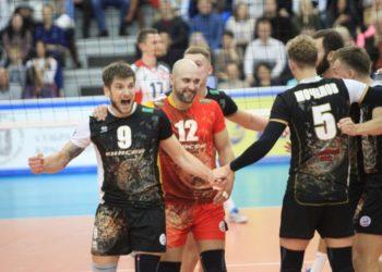 «Белогорье» нанесло «Енисею» пятое поражение подряд в рамках Суперлиги