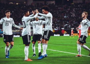 Обзор матча Германия — Россия (3:0), 15 ноября 2018