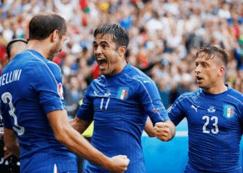 Сборная Италии лишь в добавленное время сумела вырвать победу у США