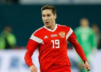 Сборная России крупно уступила Германии в товарищеском матче
