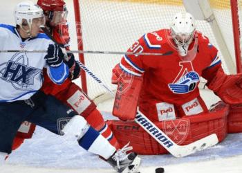 «Локомотив» вышел на 4-е место Запада, по буллитам переиграв «Нефтехимик»