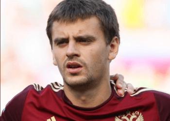 Щенников вызван вместо Кудряшева на матч сборной России против Швеции