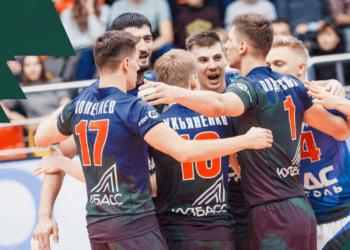 «Кузбасс» нанес питерскому «Зениту» первое поражение в Суперлиге