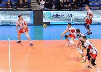 «Белогорье» легко справилось с московским «Динамо» в Суперлиге