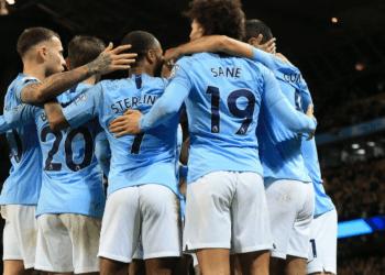 «Манчестер Сити» добыл очередные три очка, дома переиграв «Борнмут»