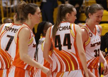 Баскетболистки УГМК одержали 7-ю победу подряд, разгромив «Енисей»