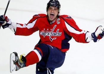 Овечкин выбран капитаном Столичного дивизиона на матч звезд НХЛ