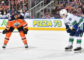 «Ванкувер» обыграл «Эдмонтон», Голдобин набрал 2 очка