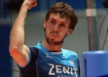 Казанский «Зенит» одержал девятую победу подряд в волейбольной Суперлиге