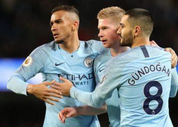Обзор матча Манчестер Сити — Вулверхэмптон (3:0), 14 января 2019