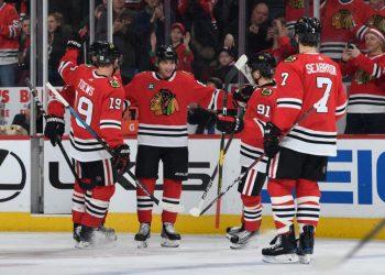 Обзор матча Чикаго — Вашингтон (8:5), 20 января 2019