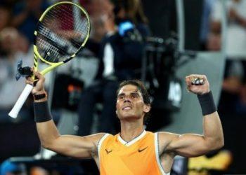 Надаль разгромил Циципаса и вышел в финал Australian Open