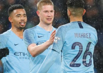 «Манчестер Сити» разгромил «Бёрнли» в Кубке Англии, забив 5 голов