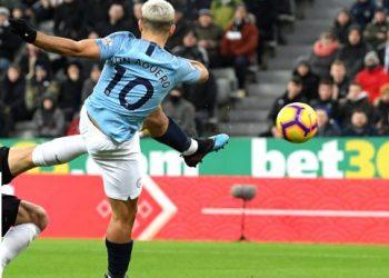 «Манчестер Сити» сенсационно уступил «Ньюкаслу»