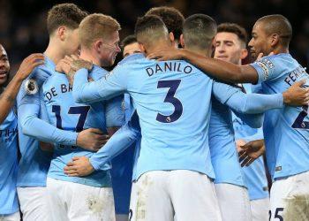 Дубль Жезуса помог «Манчестер Сити» разгромить «Вулверхэмптон»