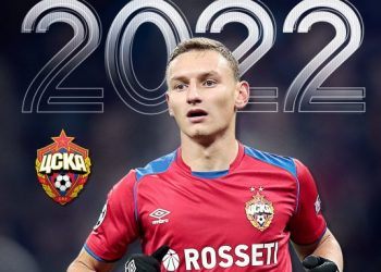 ЦСКА подписал с Чаловым новый контракт до 2022 года
