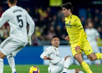 Дубль Касорлы помог «Вильярреалу» отобрать очки у «Реала»