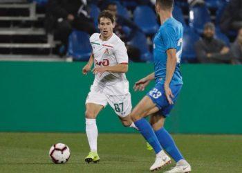 «Локомотив» крупно переиграл «Зенит» на старте Кубка Матч Премьер